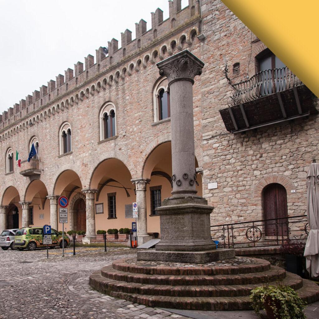 2° livello AIS presso l'ufficio turistico di Bertinoro