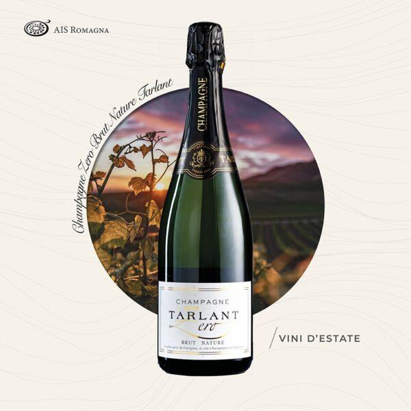 Champagne Zero Brut Nature Tarlant