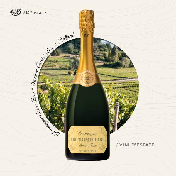 """Champagne Extra Brut """"Première Cuvée"""" Bruno Paillard"""