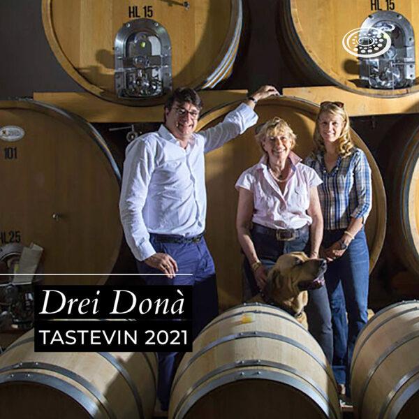 tastevin 2021 - Drei Donà