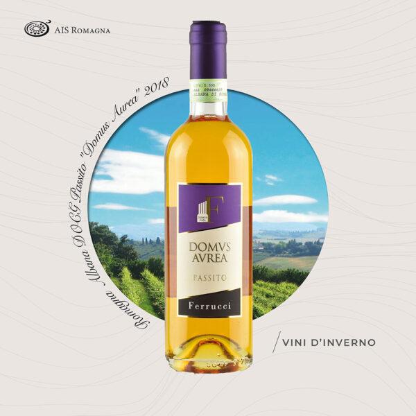 "Romagna Albana DOCG ""Domus Aurea"" 2018"
