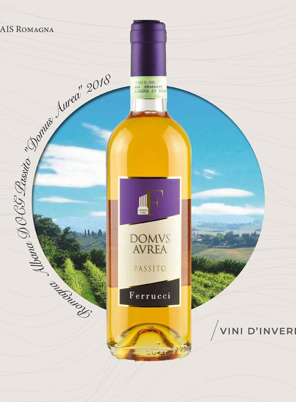 "Romagna Albana DOCG Passito ""Domus Aurea"" 2018"