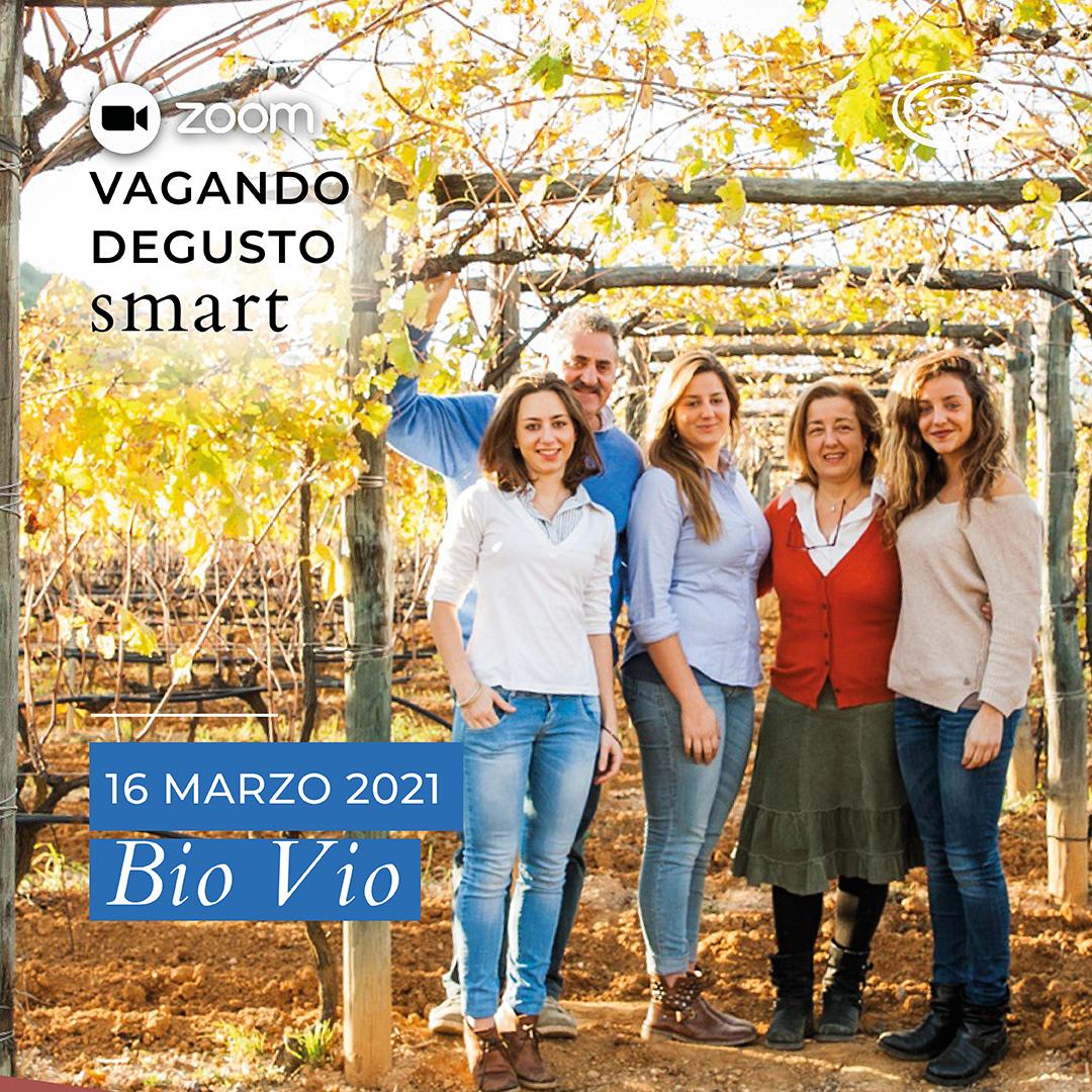 Vagando Degusto @Smart: Bio Vio