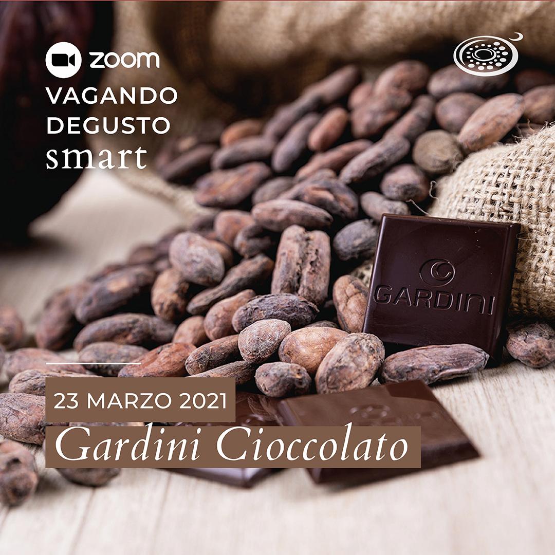 Vagando Degusto @Smart: Gardini Cioccolato