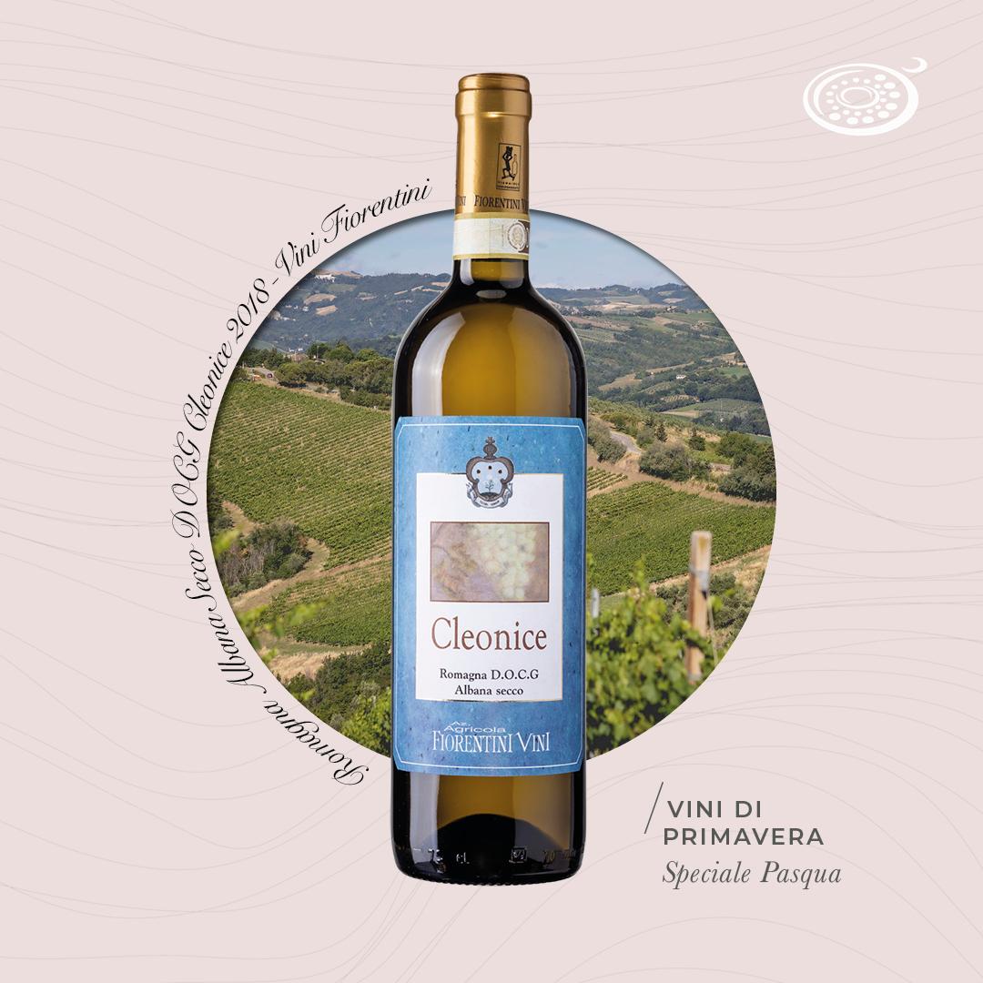 Romagna Albana Secco DOCG Cleonice 2018 – Fiorentini Vini