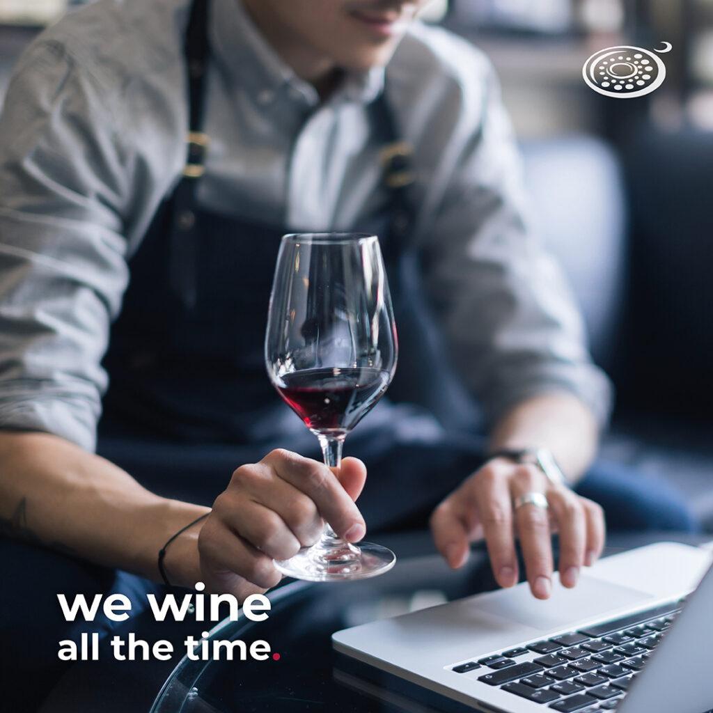 we wine all the time corso online per sommelier di 1 livello