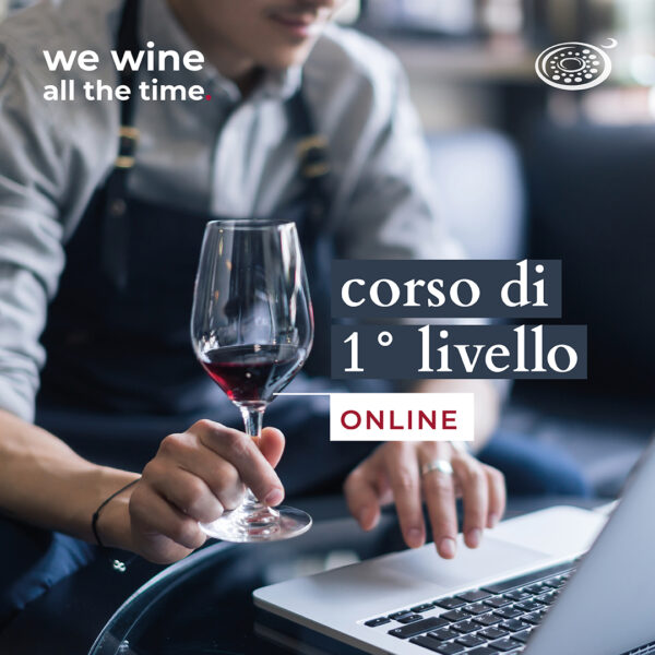 we wine all the time - corso online ais