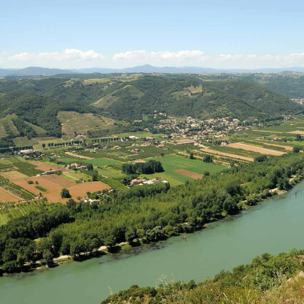 Valle del Rodano