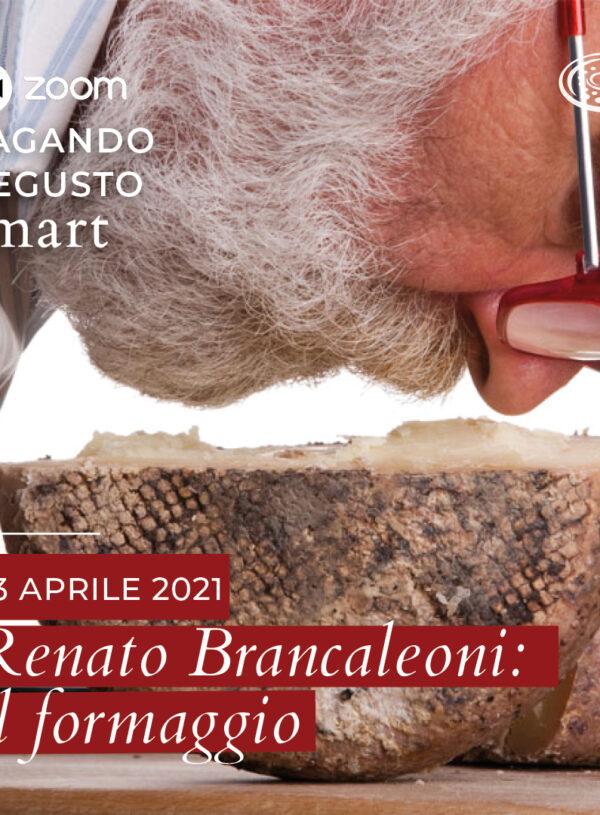 Vagando Degusto @Smart: il formaggio, con Renato Brancaleoni