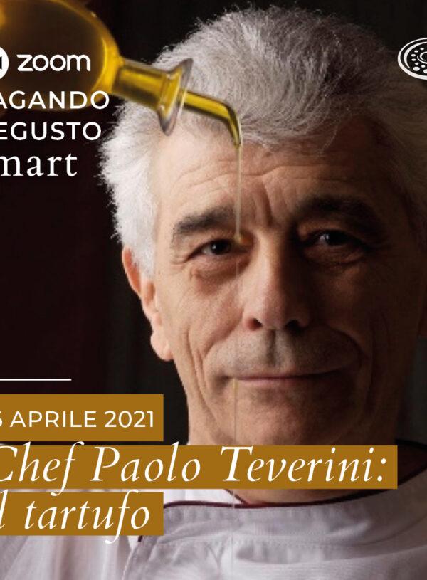 Vagando Degusto @Smart: il tartufo, con lo Chef Paolo Teverini