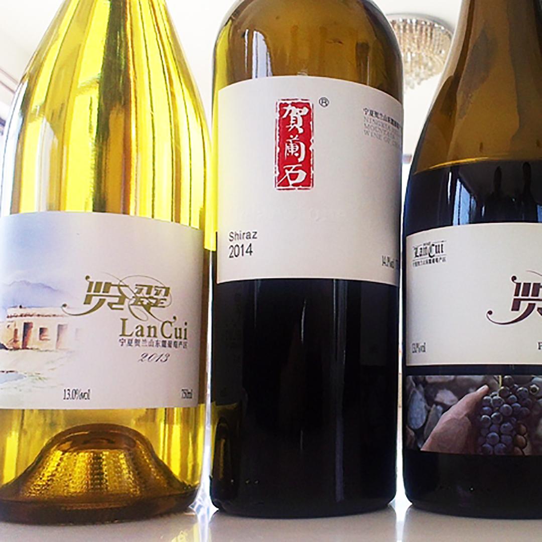Mercato cinese del vino