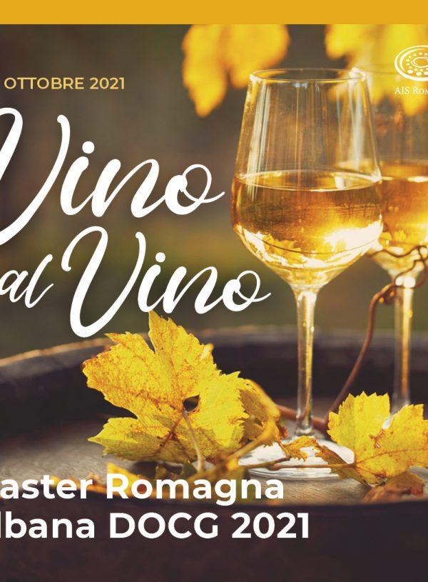 Master Romagna Albana DOCG 2021 – V° Edizione