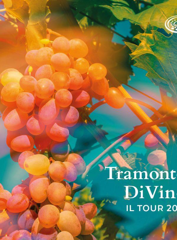 Tramonto DiVino: il tour 2021