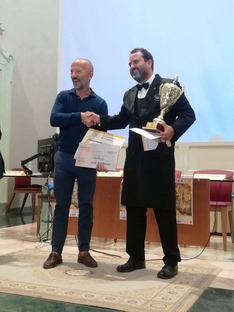 2 classificato master albana