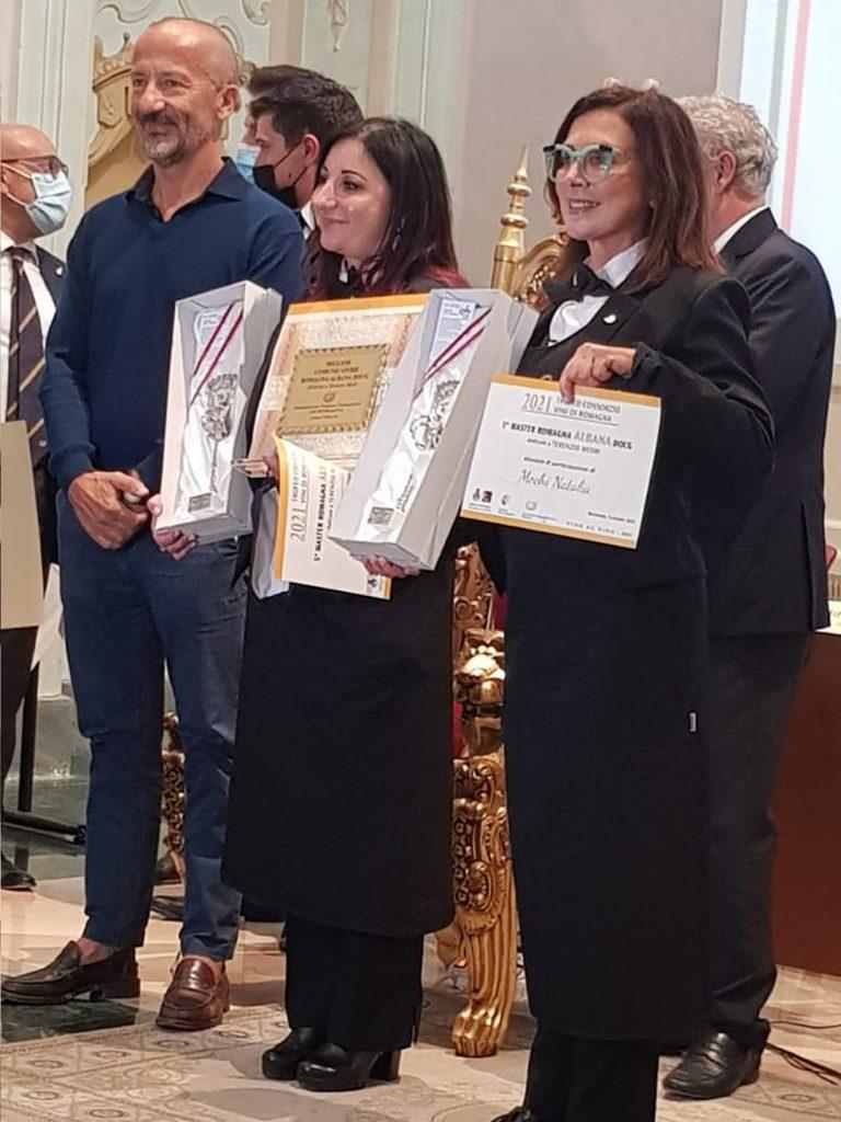 3 classificate master albana 2021